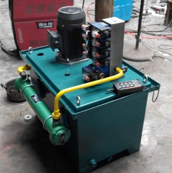 380 V hydraulic pump station for the sparts of hydraulic press