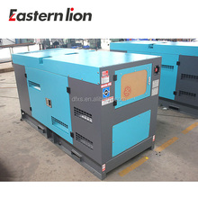 Good quality Brand single three 50hz silent diesel generator 13kw