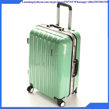 OEM High Quality cute luggage trolley bags ABS luggage travel bags cheap luggage bags