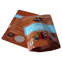 Standing Ziplock Plastic Dried Fruit Pouch