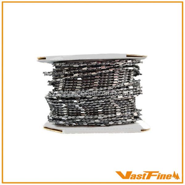 Roll of chain for Gasoline chain saw