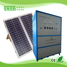 China 3000w Off-Grid Solar Panel System For Home