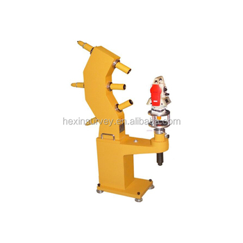 High precision F550/D3 laser collimator for total station