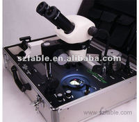 Multi-function gem travel lab FGL-16 with 16 kinds of need gemological instruments