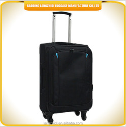 2015 eminent cabin size luggage trolley verage trolley luggage travel bag with wheel