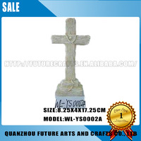 Magnesium Oxide Cross Statues For Sale (WL-YS0002A/0002B)
