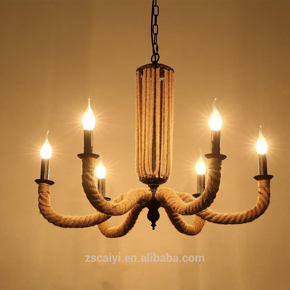 spring bud lamp e14 6 rustic style pendant lamp decorative