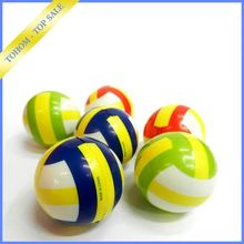 Newest design 2017 hot sale anti-stress ball colorful NRSB-011