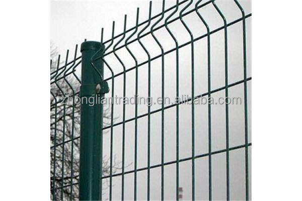 solid metal fence panel / price metal fence/ livestock metal fence panels