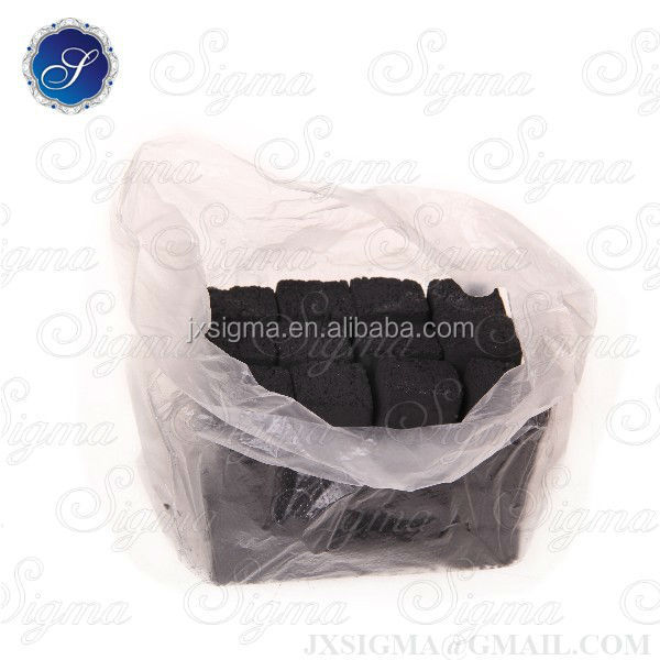 2016 best quality coconut shell shisha coal