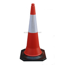 High Visibility Traffic Safety Cones Traffic Cone Reflective Road Safety Equipment