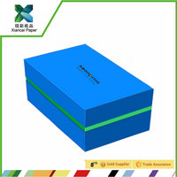 Custom Paper Packing Box For Mobile Power High Quality White Box Gift Box Packaging Supplier
