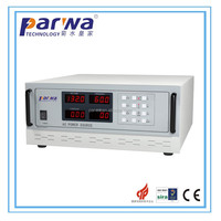 45-120Hz, 40-500Hz, 10-1000hz AC single phase frequency inverter power supply,we can handle the toughest OEM/ODM requests.