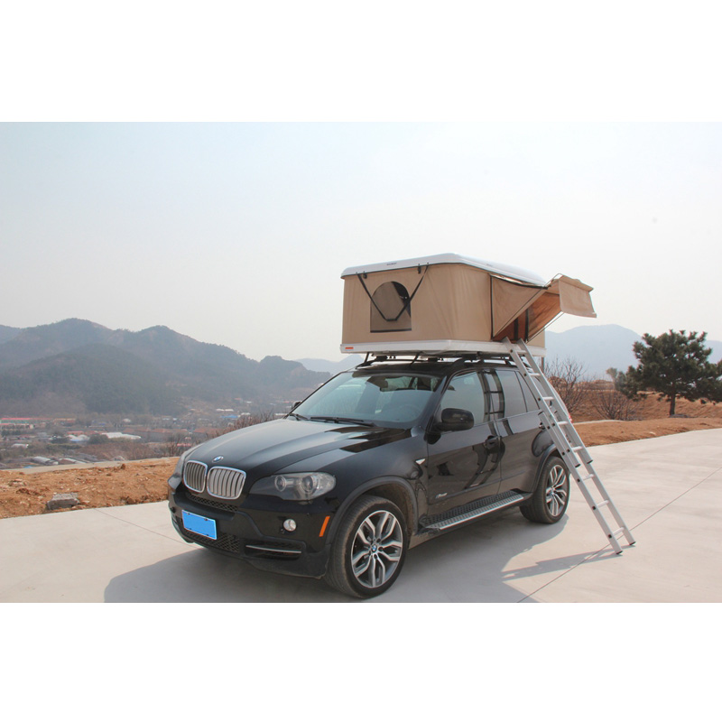 Light weight rooftop tent for sale - Hot resistant Hard Shell Camping Car tent - Outdoor Roof Top Tent