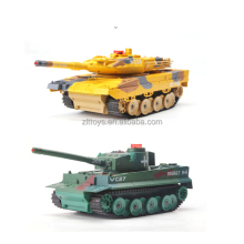 1:24 24G remote control small battle tank rc tank model