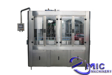 MIC-18-18-1 Micmachinery automatic glass beer bottle filling machine speed for 3000 bottle per hour export England