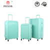 NEW STYLE PP HARDSIDE FOUR WHEELS TROLLEY GUANGZHOU LUGGAGE BAG