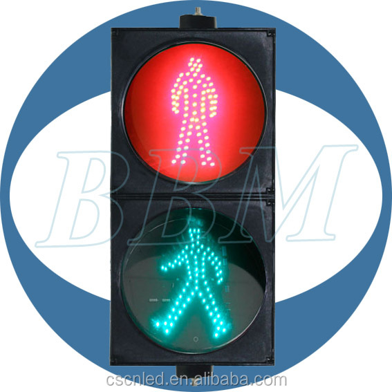 led safety pedestrian traffic rg lamps