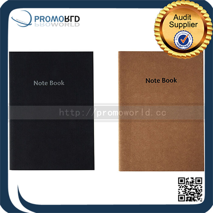 Wholesale School Notebook Diary Kraft Paper Custom Notebook