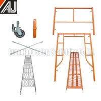 Guangzhou Manufacturer Standard Scaffolding Material Specification For Sale