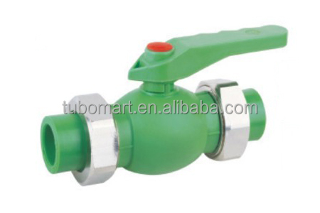 Manual Power and High Pressure PPR Ball Valve