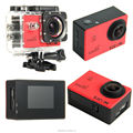 "HD1080P 30FPS WIFI Sport Cam Action Camcorder With 1.5""Screen With Helmet Bicycle Motorcycle Mounting Kits"