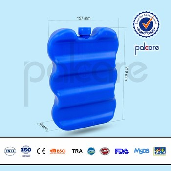 Food storage squar liquid gel ice pack Kitchen theraphy