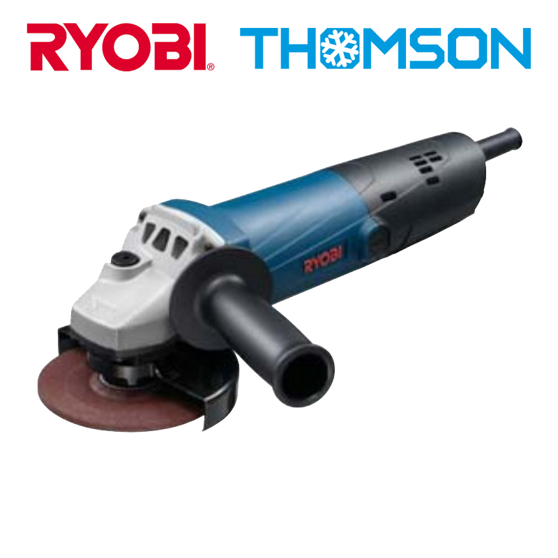 RYOBI powerful and durable 100 mm angle grinder SG-1008T