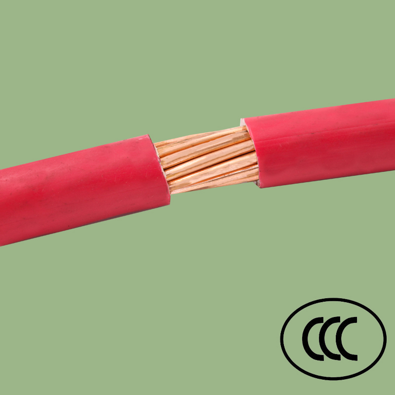 75mm copper BV pvc insulated 220 volt electric wire