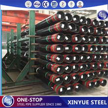 2 7/8 oilfield tubing pipe api casing/j55 casing pipe/api 5ct n80q casing and tubing