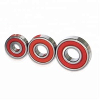 Japan brand deep groove ball bearing NSK 6203DU NTN 6203LU