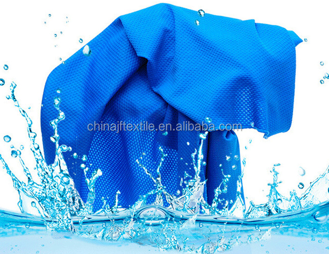 Super Absorbent Magic Micro fiber Sport Cooling Ice Towel
