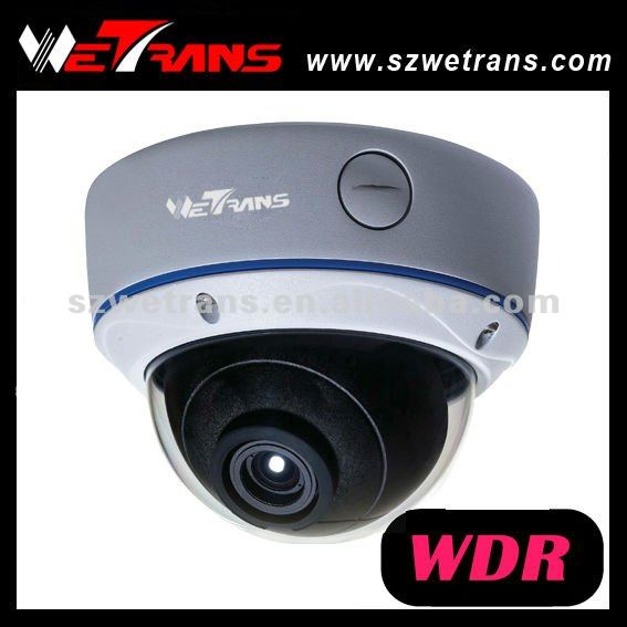 WETRSNS 2.8-12mm Auto Iris Lens Dome Camera Security Equipment