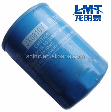 Diesel engine parts Lubrication system Oil filter JX0810Y