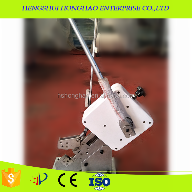 Small household plastic bags sealing machine