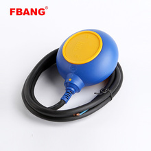 Long service life acid resistant electric product float switch for water pump