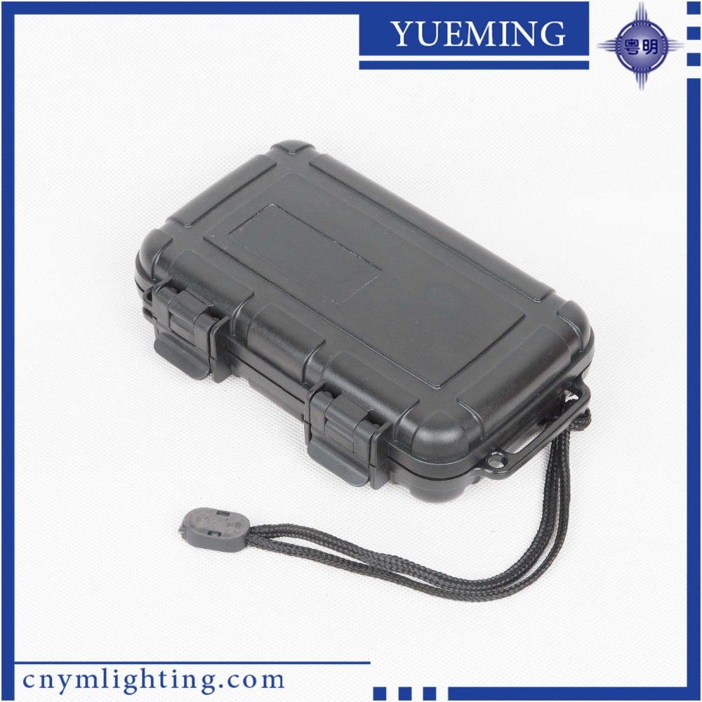 D6001 Hot Sell Small Dimensions Waterproof plastic pill case