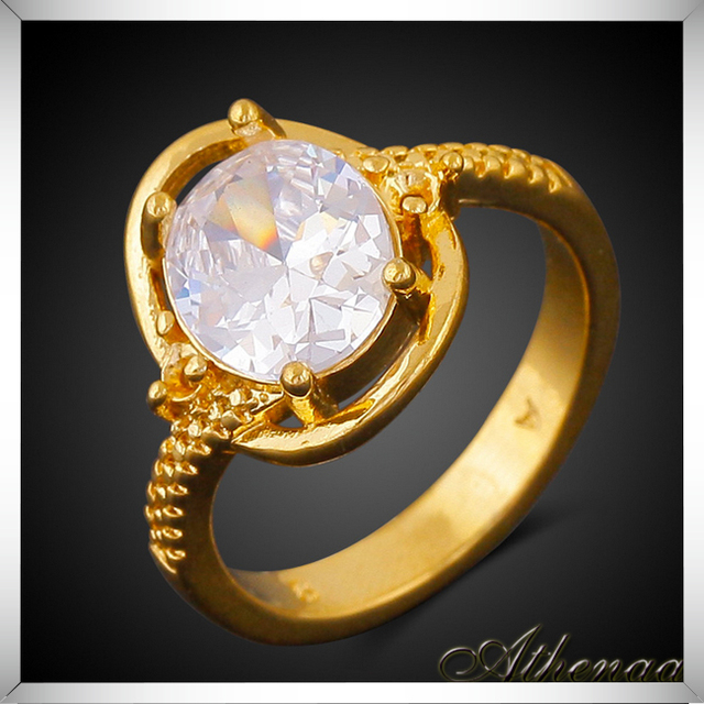 2017 latest gold ring designs Yuanwenjun