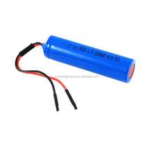 18650 3.6v 2200mAh 1400mah li-ion battery