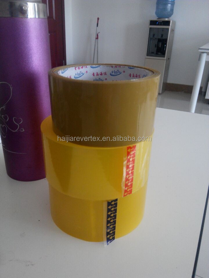 hot melt adhesive opp packaging tape bopp jumbo roll