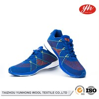 Flyknit Vamp New Style Colorful Competitive Price Running Woman Shoe