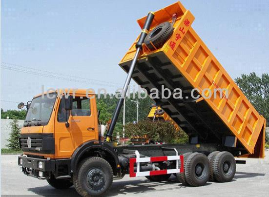 4 Stages FC 160 truck trailer telescopic cylinder
