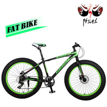 Fat bike in Snowfield Sand Forest land Rocky terrain Muddy road or cool