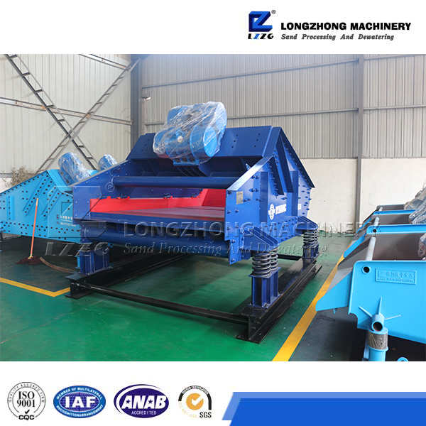 best price fine sand dewater screen, sand dewatering machine