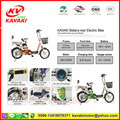 48V8AH16 inch 250W Lithium Battery Factory Direct Export E-bike