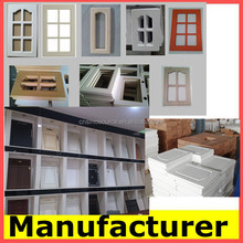 plastic panels used kitchen cabinet door manufacturer price
