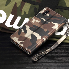 Jeep colour soldier style wallet type leather flip mobile cover for iphone X