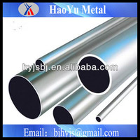 high quality industry used titanium exhaust pipe