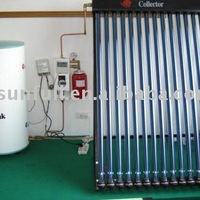 High Quality Split Pressurized Solar Water