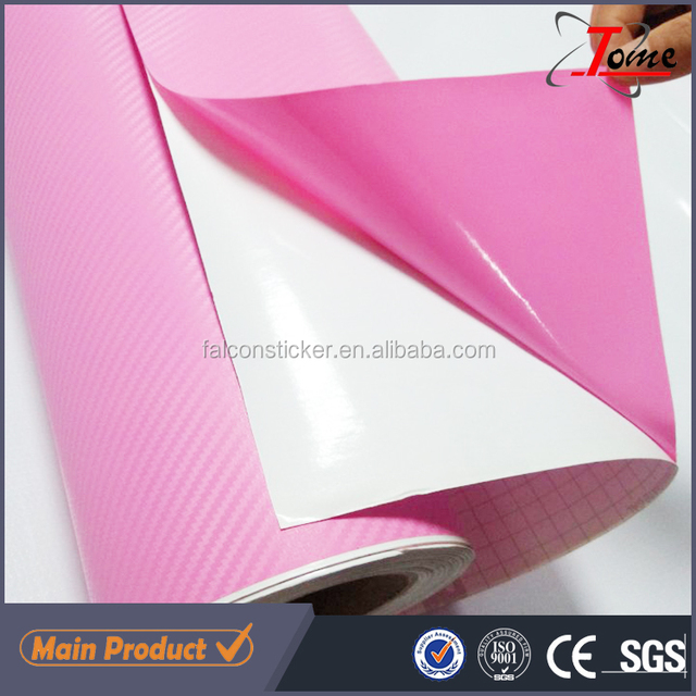 All Use and Carbon vinyl Type carbon fiber car wrap foil